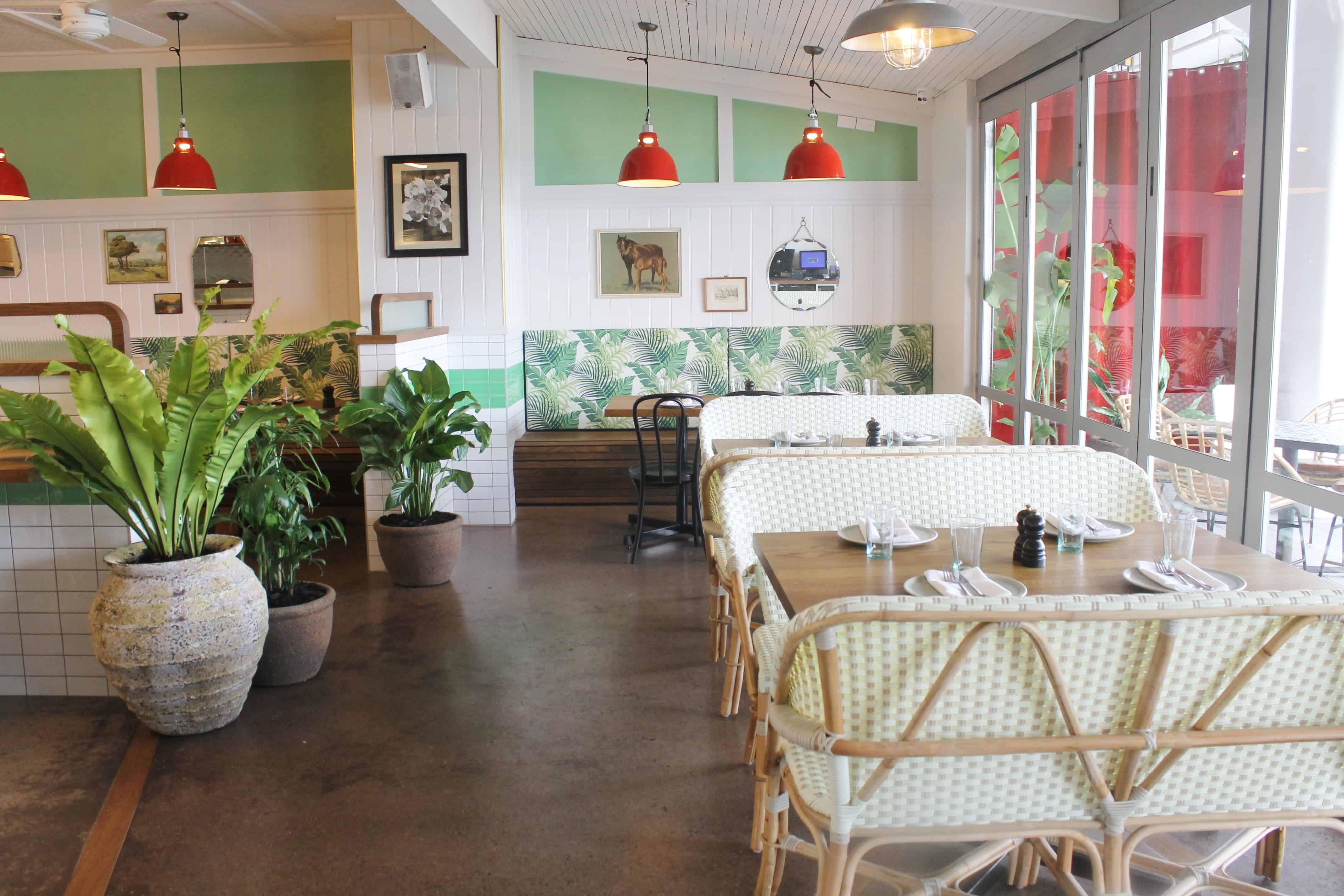 Culpepper restaurant in Auckland dining room design