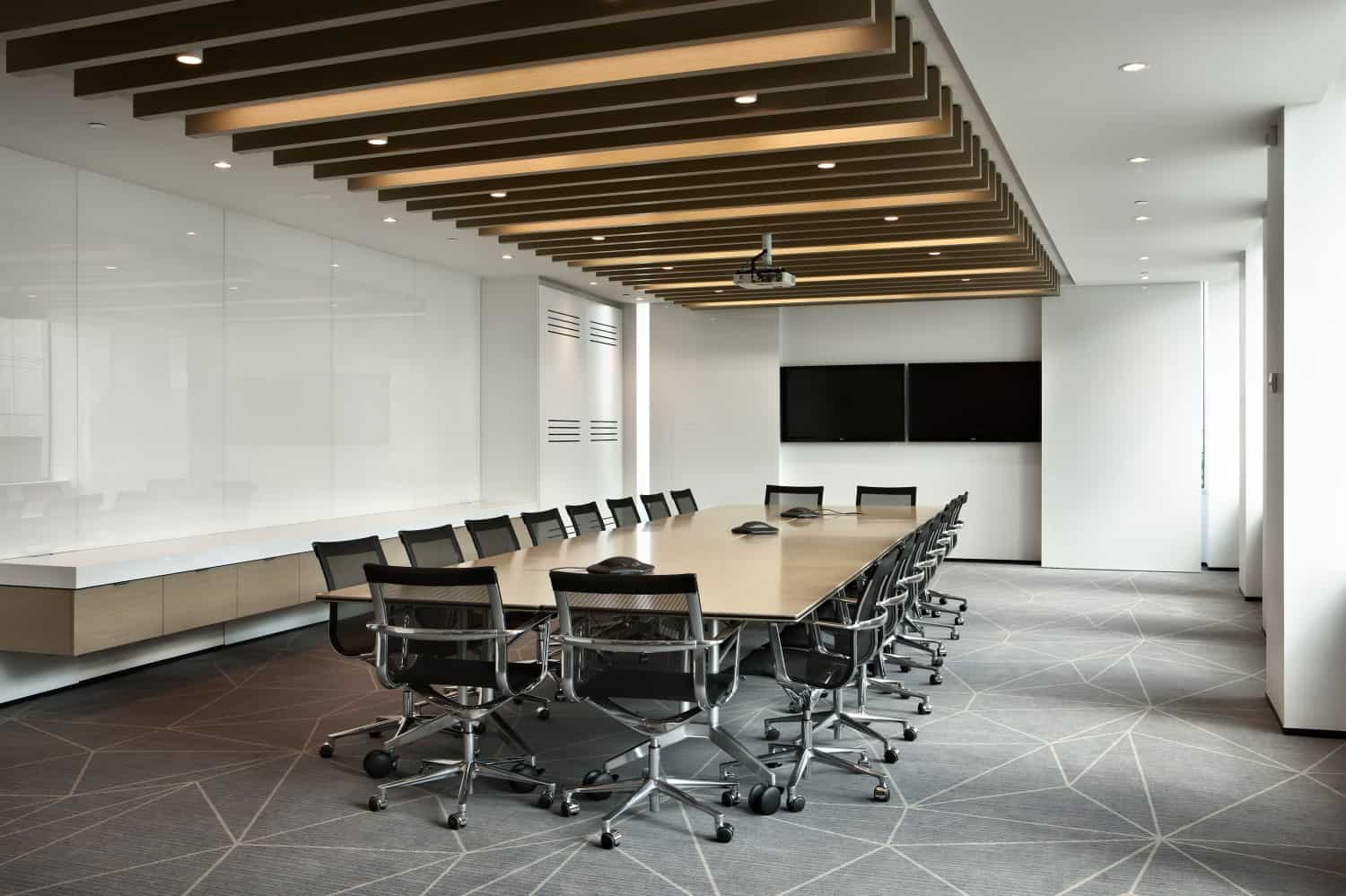 Citrix office in Auckland workplace boardroom design