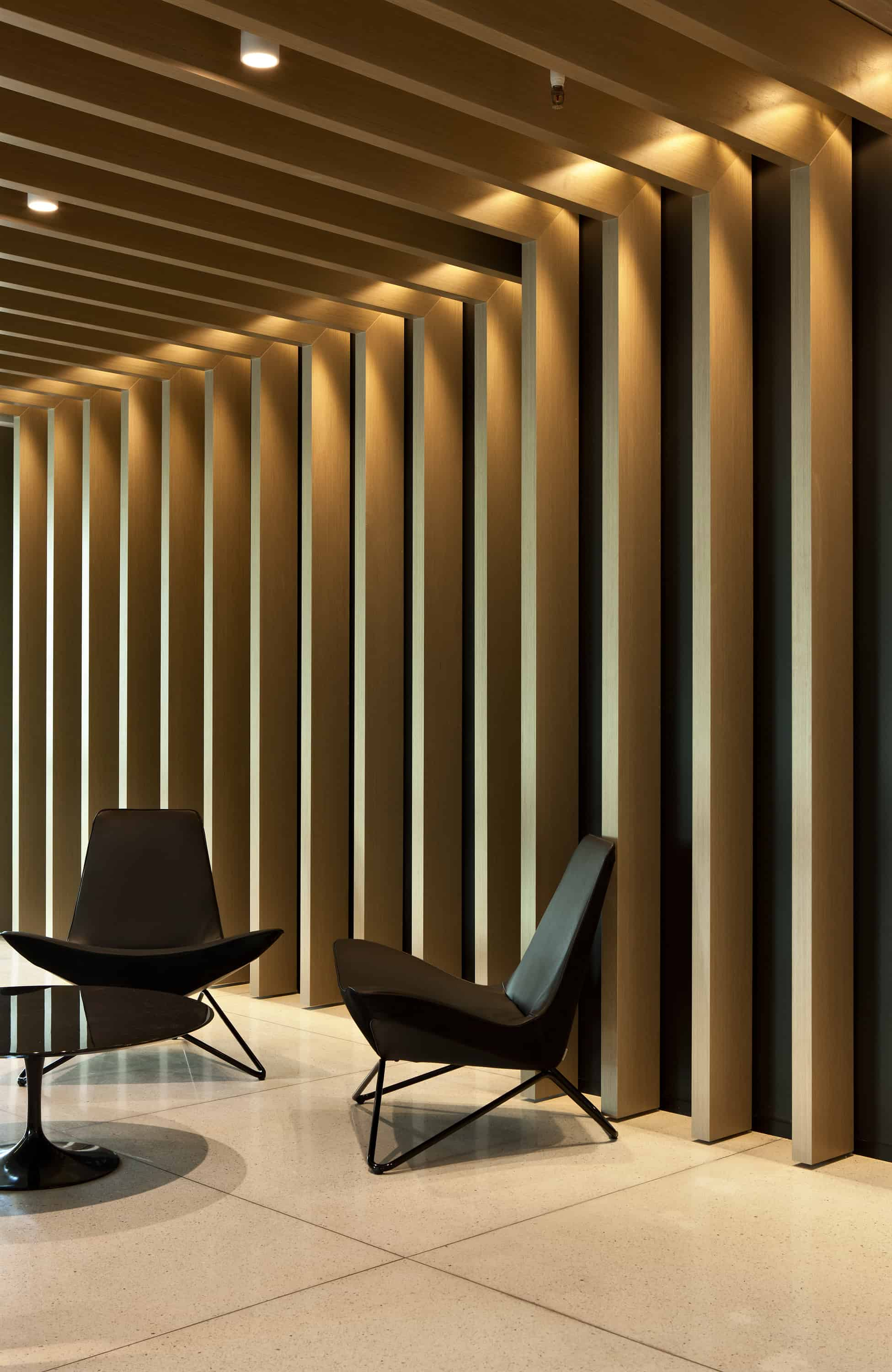 Citrix office workplace in Auckland entrance design closeup
